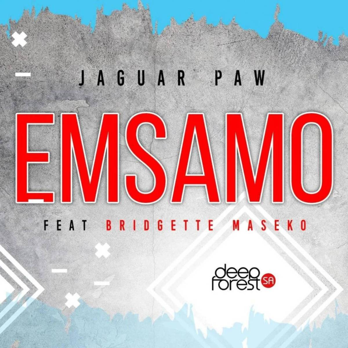 Jaguar Paw & Bridgette Maseko - Emsamo (Original Mix)